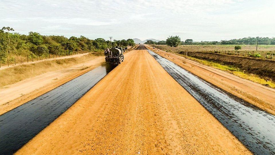 Governo Federal segue recuperando estradas no Brasil
