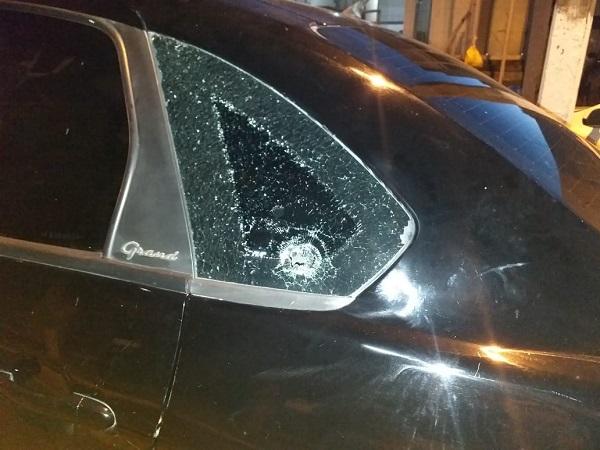 Equipe de reportagem do jornalista Wellington Raulino sofre atentado a bala no Piauí