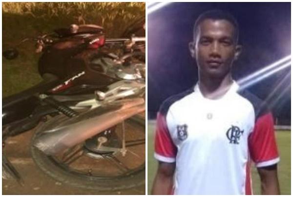 Homem morre após colidir contra poste no Sul do Piauí