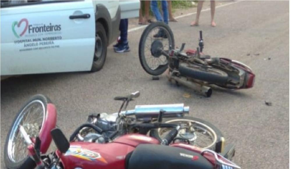 Comerciante morre em acidente com motocicleta na PI-142