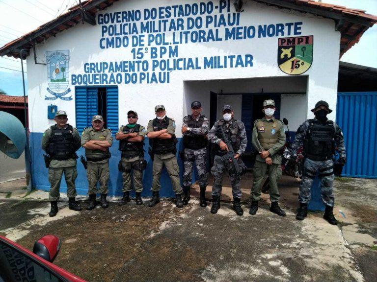 Polícia prende ex-presidiário suspeito de matar homem com facada no peito em Boqueirão do PI