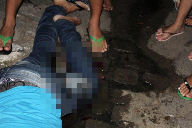 Homem é assassinado a tiros em frente a Grupamento da Polícia Militar, no Piauí