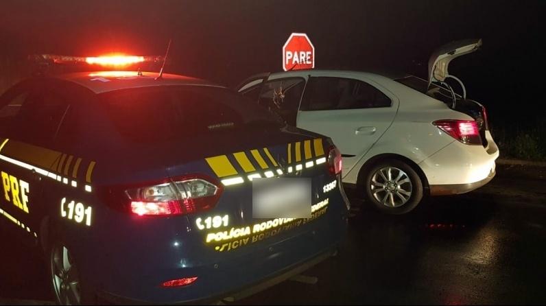 Com suspeita de embriaguez, condutor que quase atropelou populares e policiais na BR-316 é barrado e preso em Picos