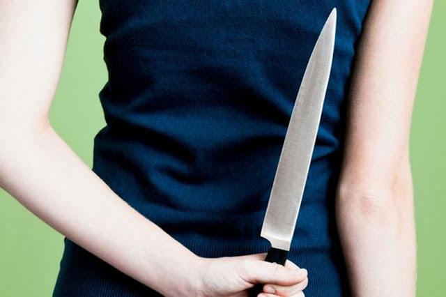 Mulheres armadas com facas brigam e saem feridas no interior do Piauí - Foto: meramente ilustrativa