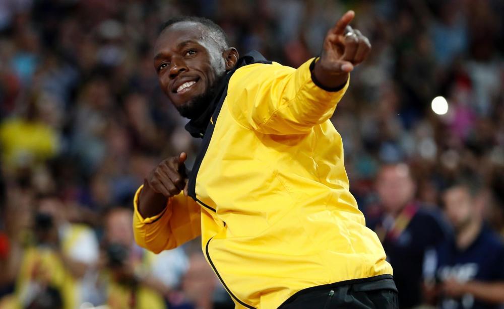 Nasce a primeira filha do multi campeão olímpico Usain Bolt