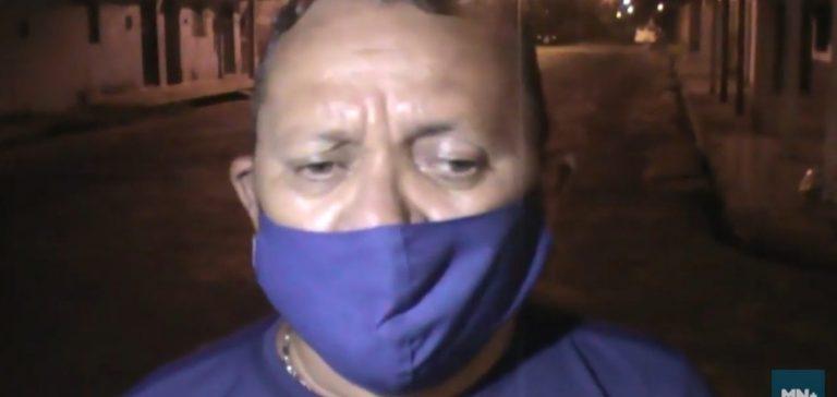 No Piauí, repórter é assaltado ao tentar entrevistar acusado de roubo