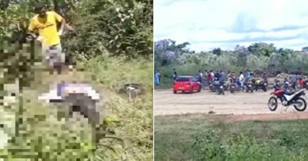 Corpo de homem é encontrado com tiro na cabeça, no Piauí
