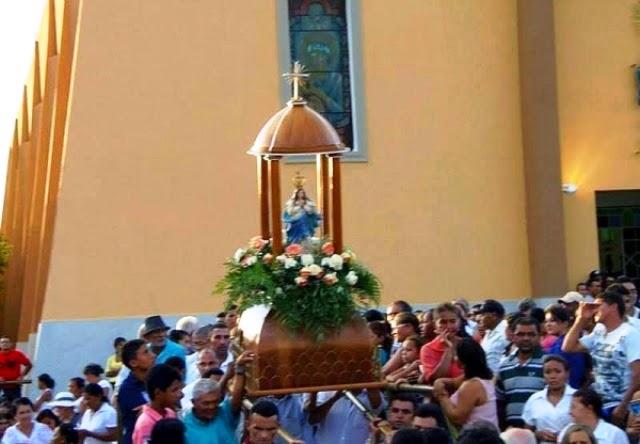 Paróquia cancela visita da imagem de Nossa Senhora da Conceição nas ruas de Barras PI