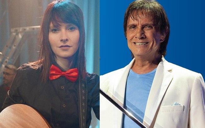 Cantora de 27 anos é apontada como nova namorada de Roberto Carlos