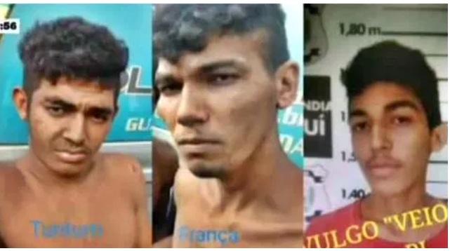 Três bandidos mortos em confronto com a polícia no Norte do Piauí