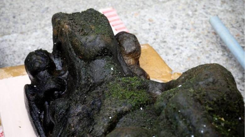Pescador encontra estátua da Virgem Maria desaparecida desde o século XIV na Espanha