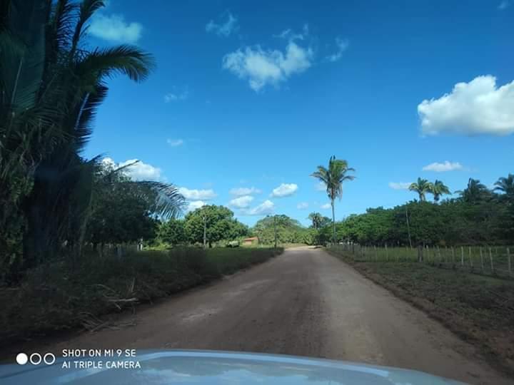 Estradas vicinais da zona rural de Barras estão sendo recuperadas pela prefeitura