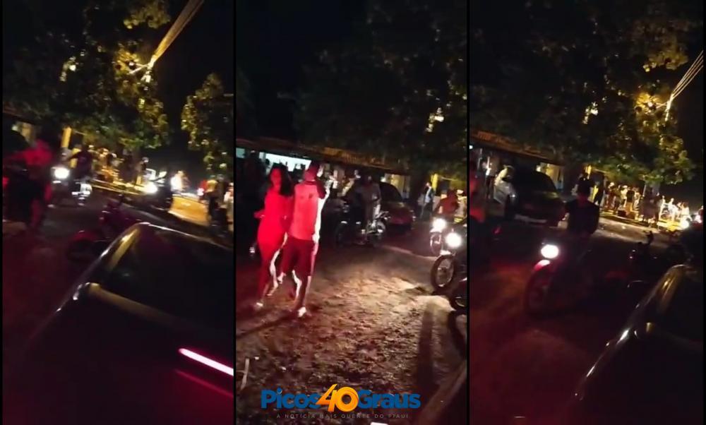 Festa clandestina é encerrada pela Polícia Militar no Piauí