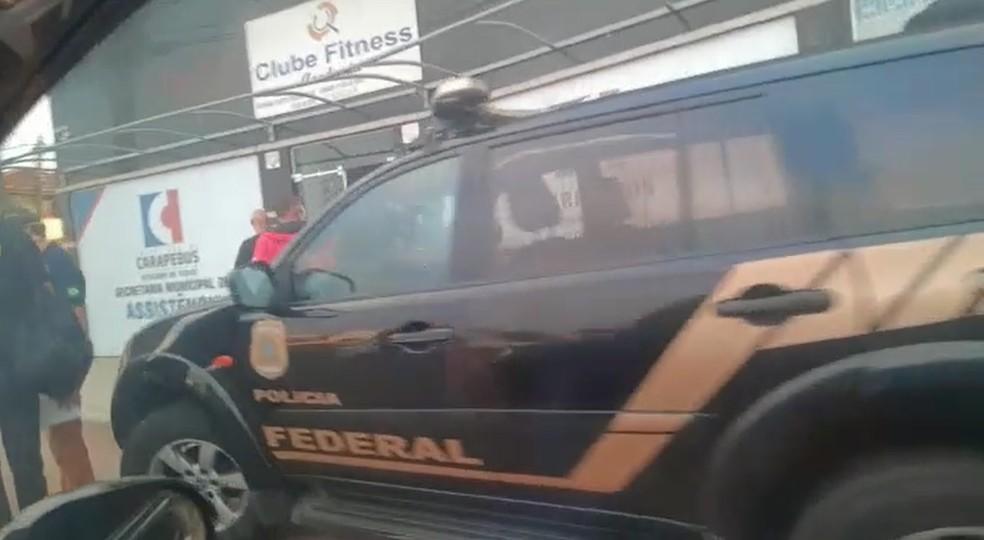 Polícia Federal realiza busca e apreensão em três prefeituras do Piauí por fraude em testes rápidos