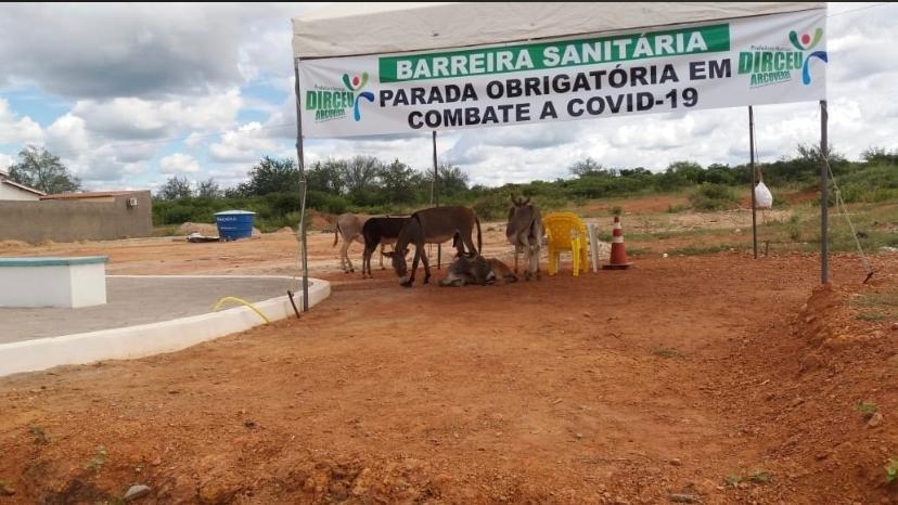 Prefeitura do Piauí paga quase R$ 82 mil em tenda de lona em ação contra o coronavírus