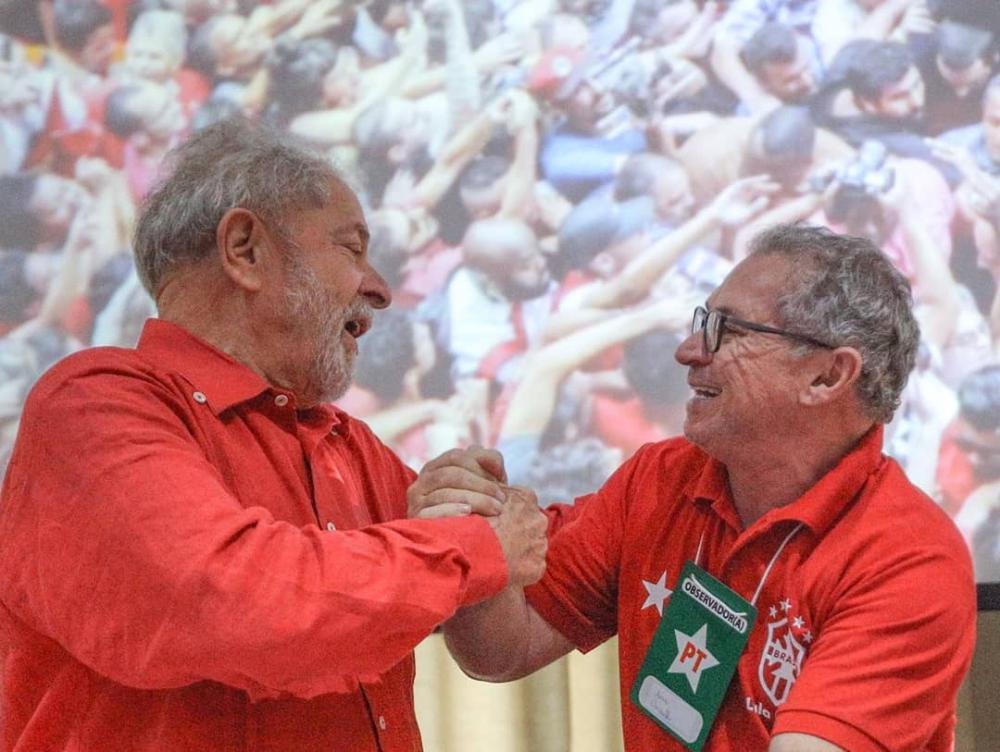 Lula lamenta morte do deputado piauiense Assis Carvalho
