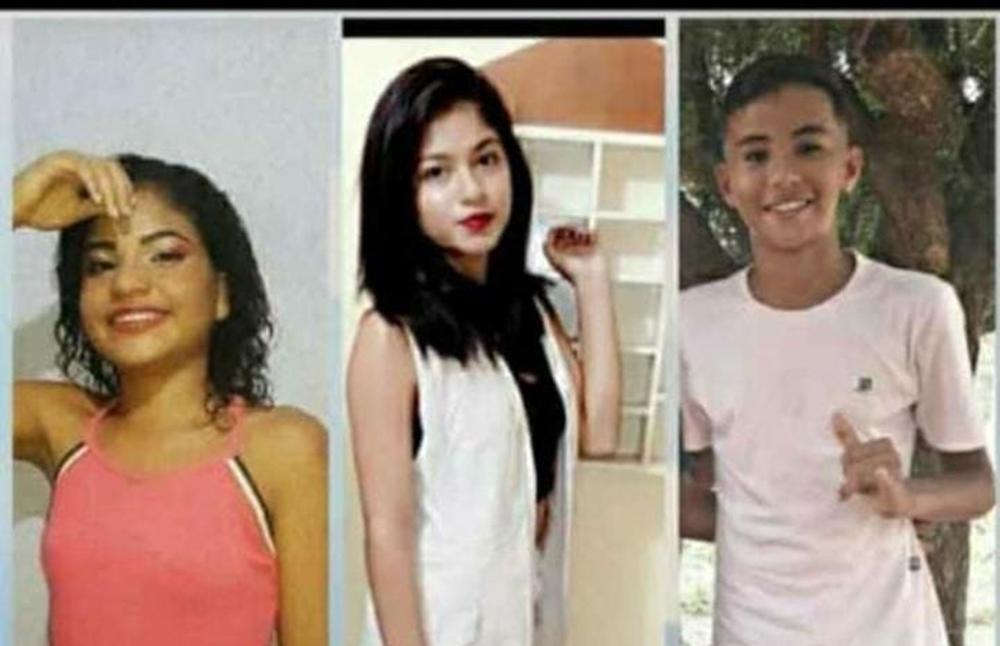 Três jovens adolescentes desaparecem nas águas do rio Parnaíba; dois corpos já foram localizados
