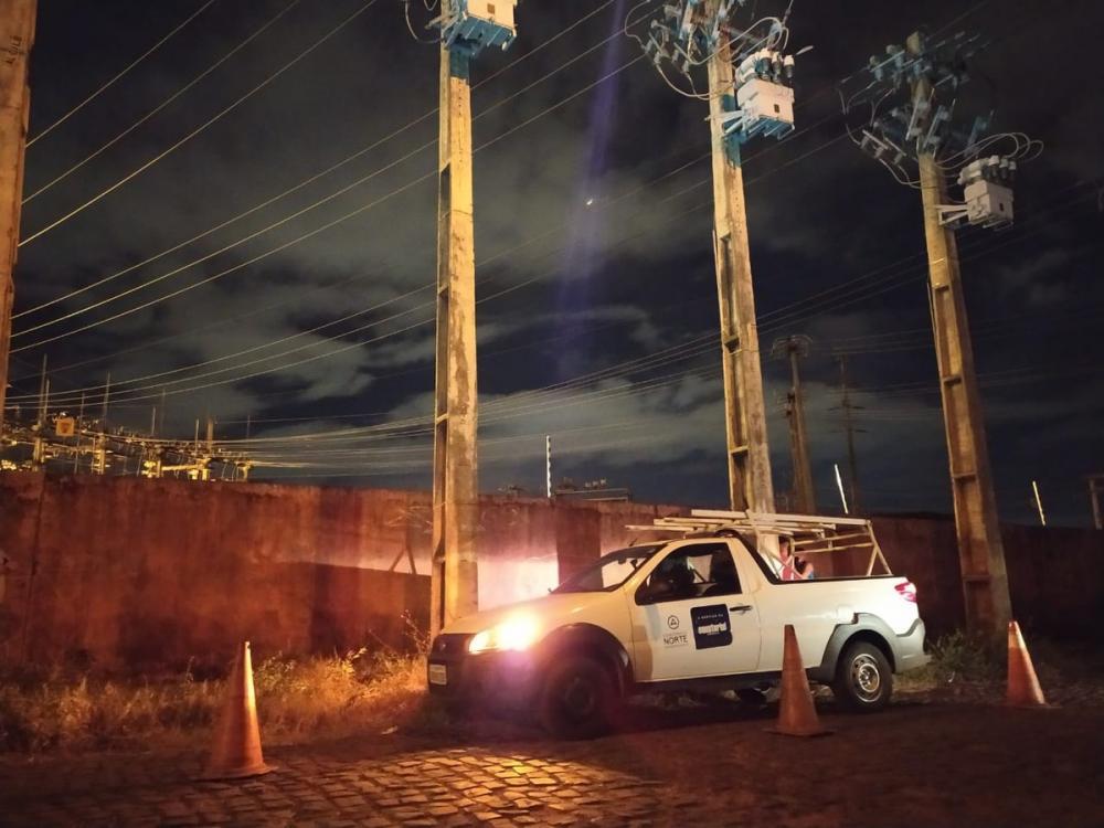 Homem morre ao sofrer descarga elétrica em subestação no Piauí
