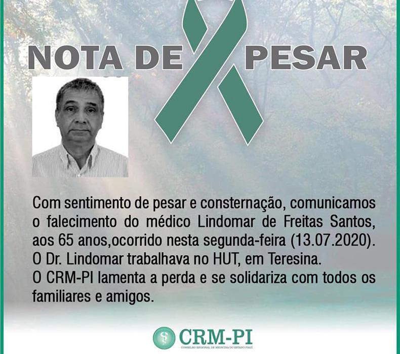 No Piauí, médico morre de infarto ao se recuperar da Covid-19