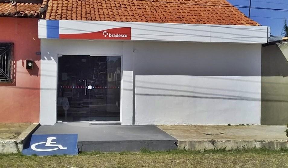 Gerente e clientes são rendidos em assalto a agência bancária no Norte do PI
