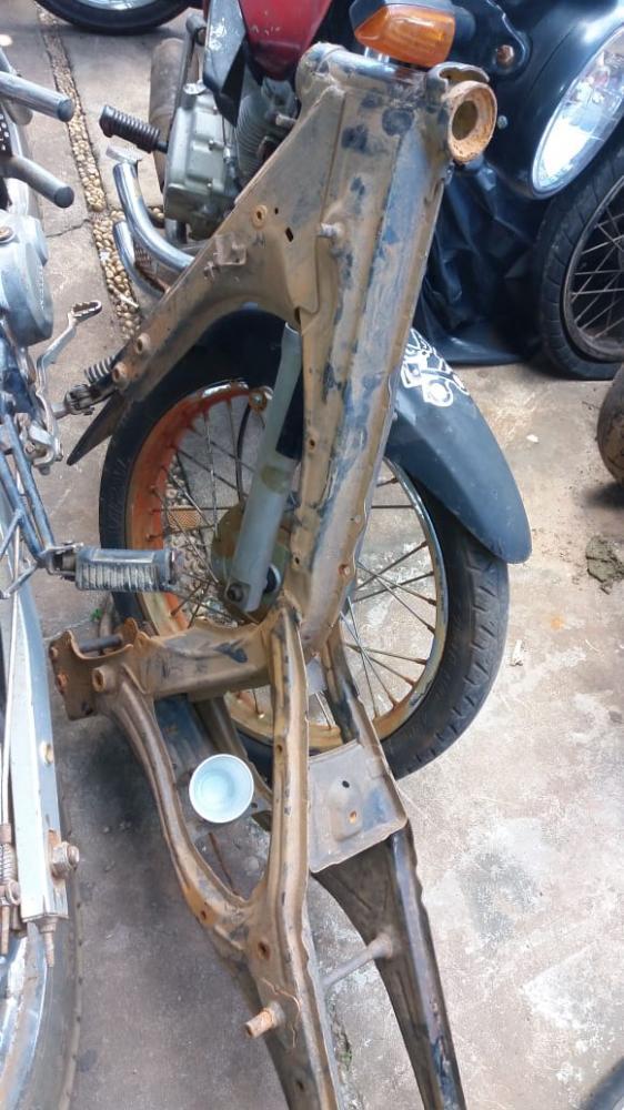 Motocicleta furtada em São João do Arraial é recuperado pela Força Tática