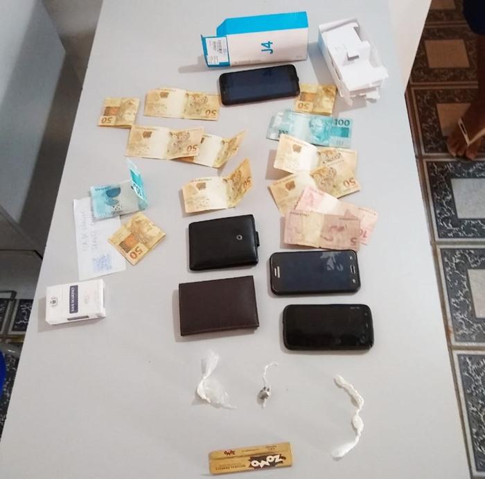 Detento da Papuda nliberado por causa da Covid é preso no Piauí por tráfico de drogas