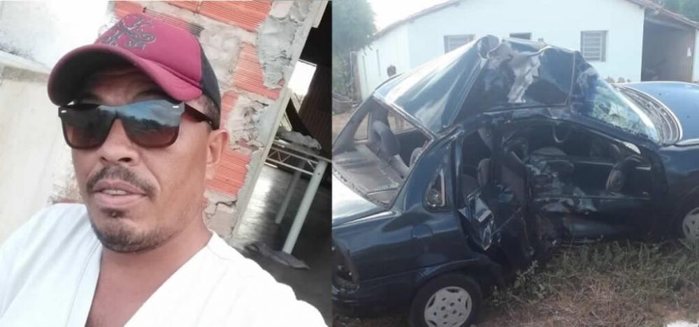 Motociclista morre após colisão na PI 238
