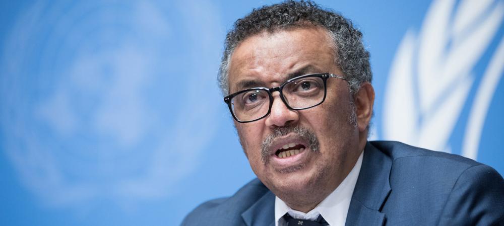 'Não voltaremos ao antigo normal' afirma diretor-geral da OMS