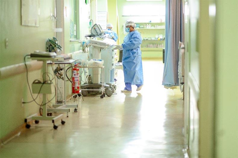 No Piauí, quase 4 mil profissionais de saúde já foram infectados pelo coronavírus