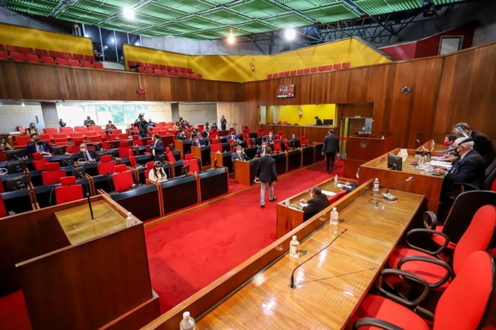 Eleição para a mesa diretora da Assembleia Legislativa será adiada devido a pandemia.