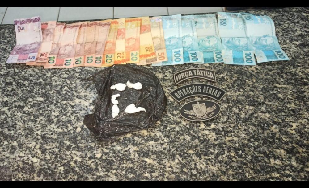Suspeito de corrupção de menor e tráfico de drogas é preso no Piauí