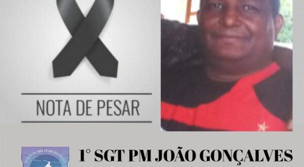 Sargento da PM-PI morre após complicações da Covid-19