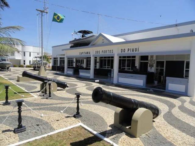 Marinha emite alerta para ventos de até 60 km/h no litoral do Piauí