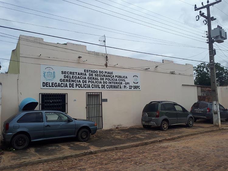 Polícia Militar captura suspeito de matar mototaxista com 8 facadas em Curimatá, Sul do PI