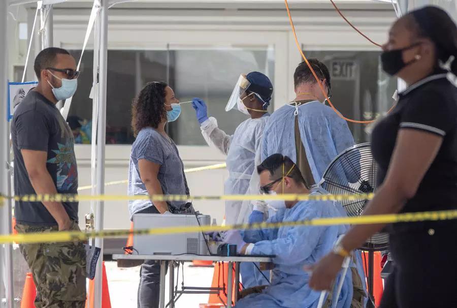 OMS alerta: '90% da população ainda pode ser infectadas'