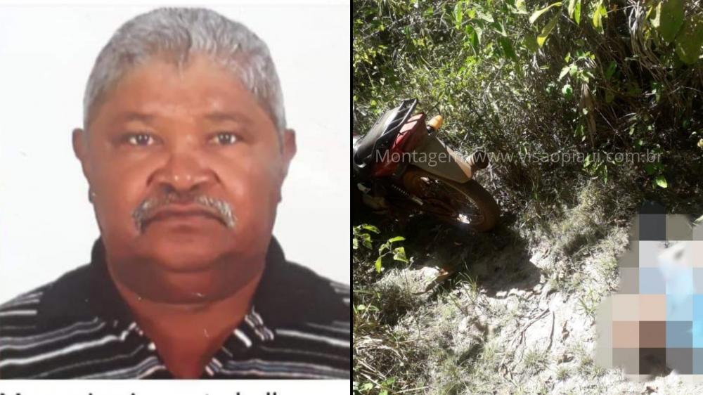 Vendedor de peixes é encontrado morto na zona rural de Barras
