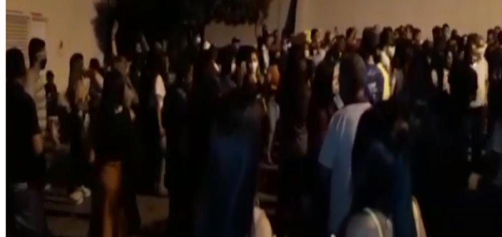 Evento político gera aglomeração em cidade do PI e causa revolta nas redes sociais