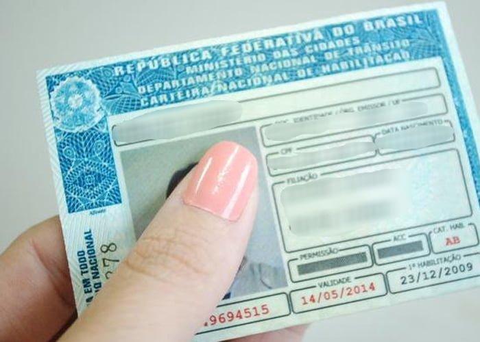 CNH gratuita pode ser autorizada em todos os estados brasileiros