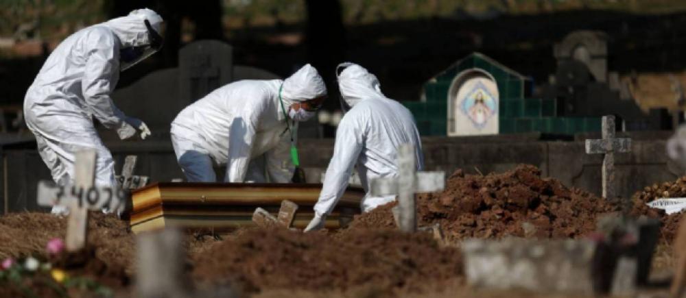 Mundo alcança a marca de 800 mil mortes por Covid-19