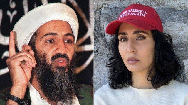 Sobrinha de Bin Laden diz que só Trump pode evitar um novo 11 de Setembro
