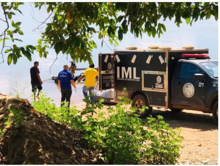 Porto: pescadores encontram corpo boiando nas águas do Rio Parnaíba