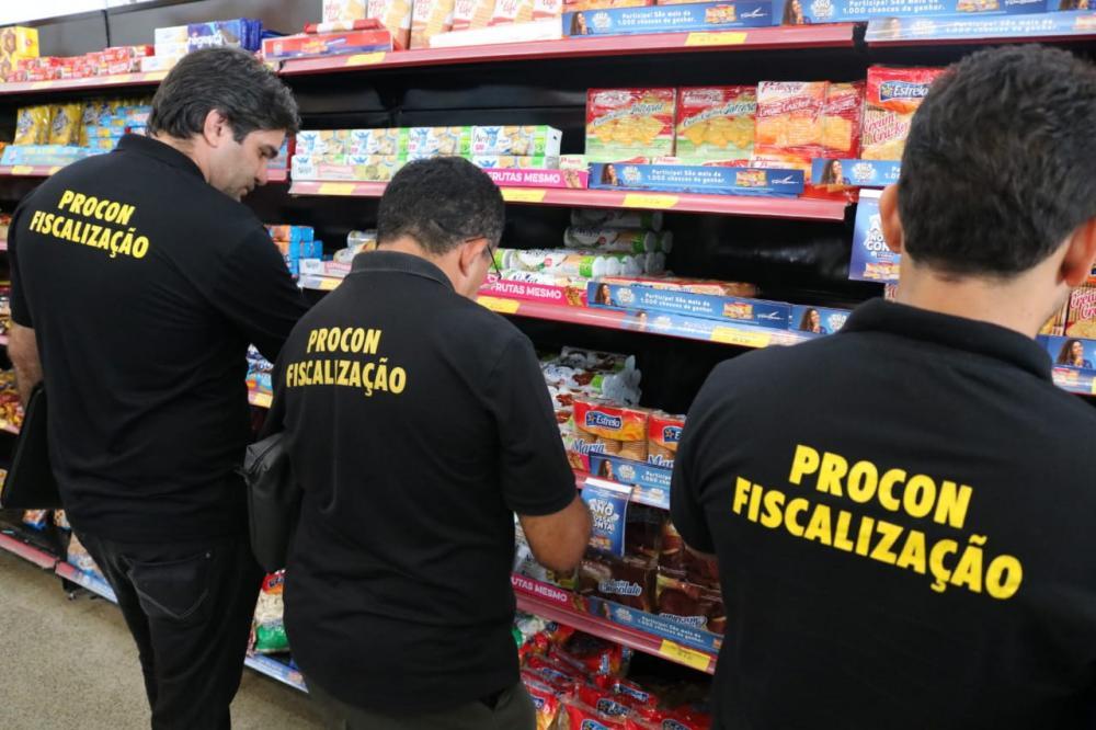 Procon fará fiscalizações em supermercados após alta preço de arroz