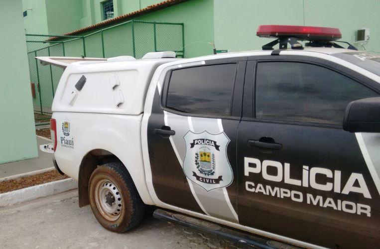 Homem é preso suspeito de estuprar, espancar e queimar mulher no Piauí