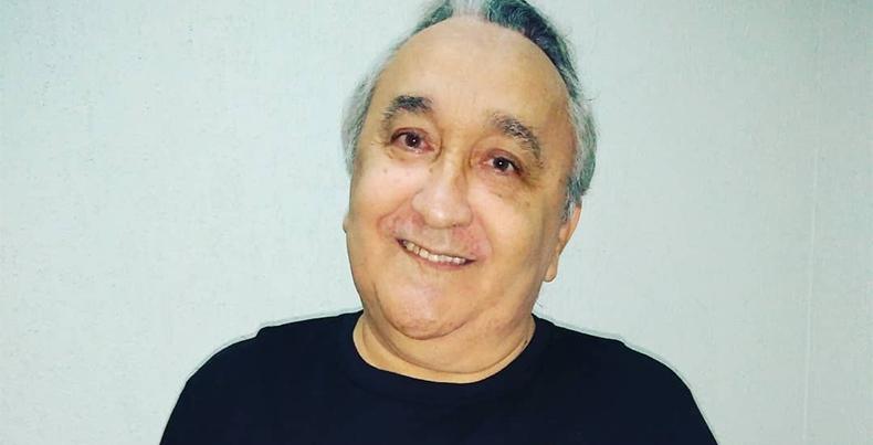 Jornalista Walteres Arraes é internado após diagnosticado com pneumonia