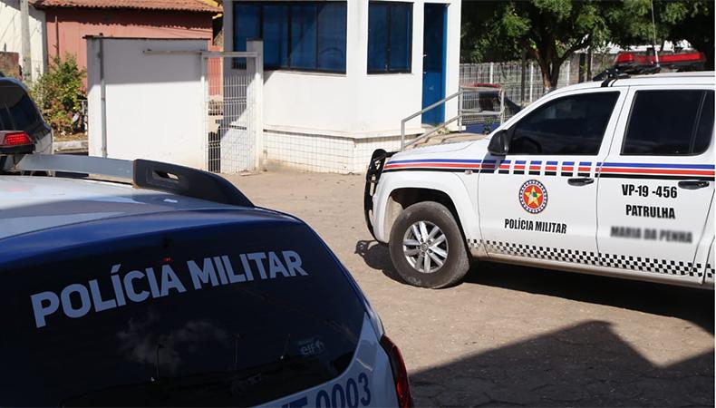 Criminosos roubam arma e uniforme de policial do MA em assalto no Piauí