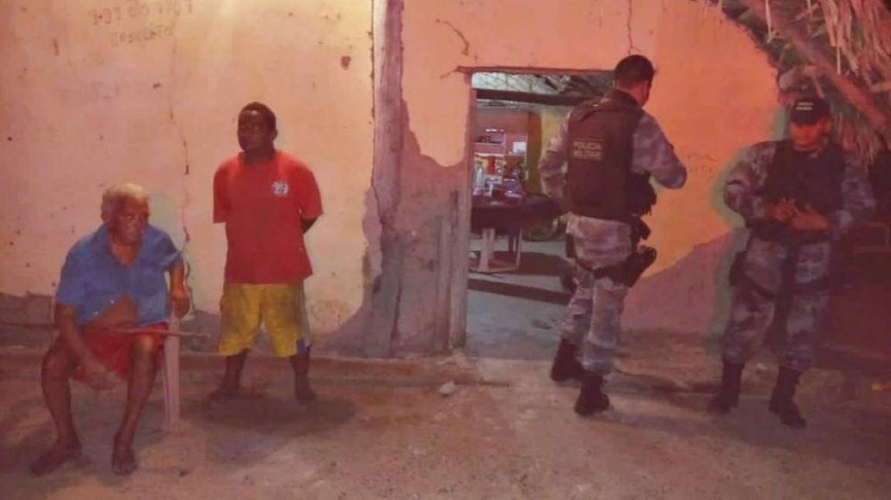 Homem portador de deficiência é morto a tiros durante assalto no Piauí