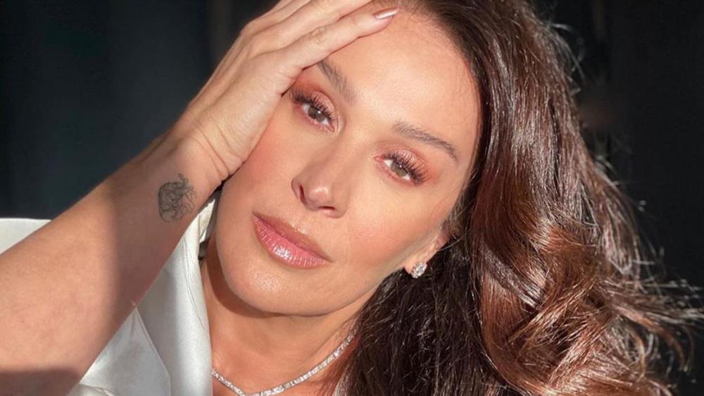 Claudia Raia revela bastidores da separação de Alexandre Frota