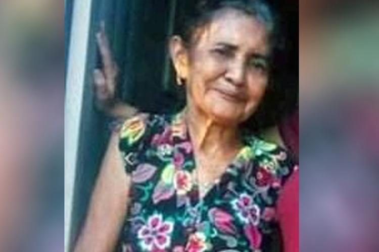 Motociclista que empinava pneu mata e atropela idosa no Norte do Piauí