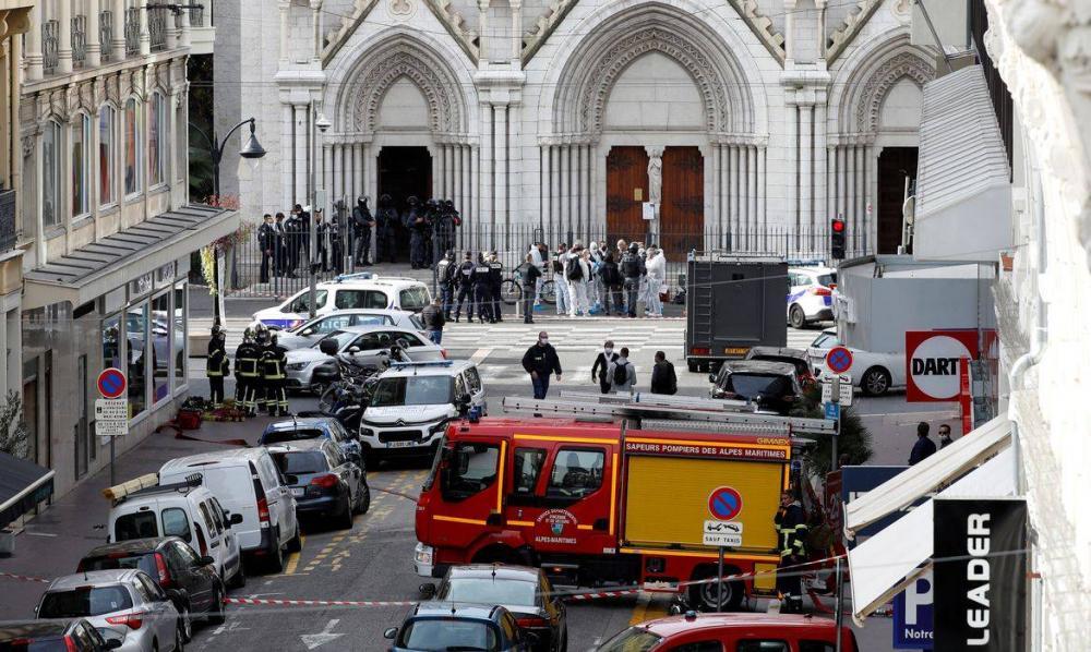 Brasileira é uma das vítimas do ataque em igreja de Nice, diz Itamaray