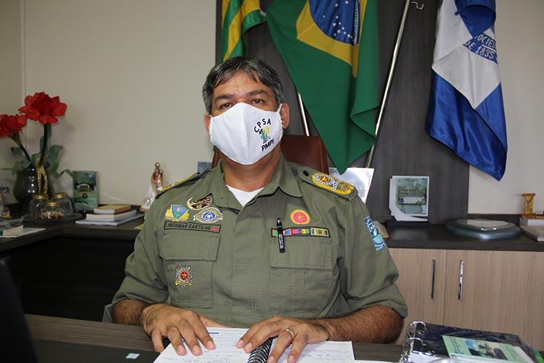 Polícia Militar reforça segurança em Porto e mais 10 municípios com registro de atentado e violência